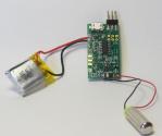 BI1 with motor and LiPo