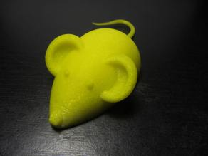 3d printed mouse 4