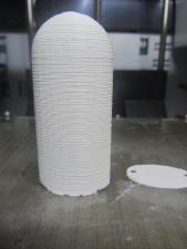 BI1 case - first print with da Vinci 1.0