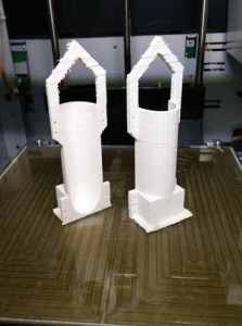 Form for molding