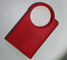 ring red side small