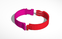 necklace tinkercad