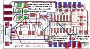 servo pcb layout